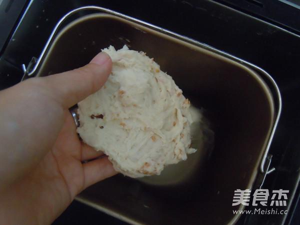 中种全麦麸皮土司怎么做