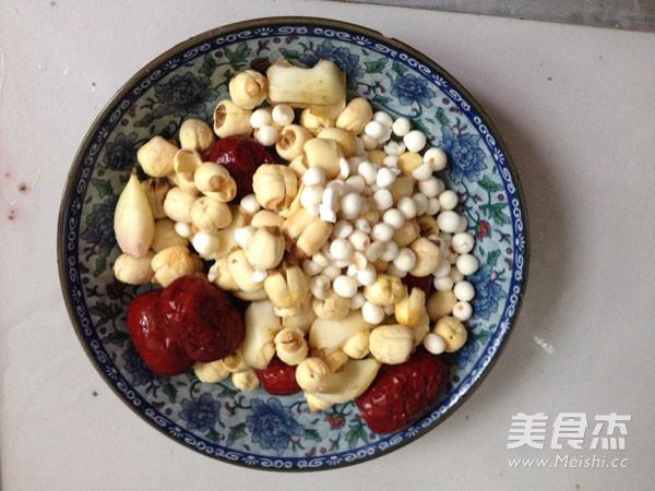 苏泊尔·莲子百合甜汤的做法图解