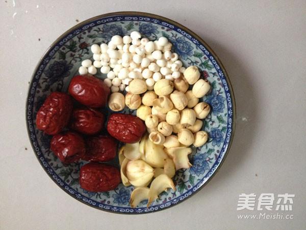 苏泊尔·莲子百合甜汤的做法大全
