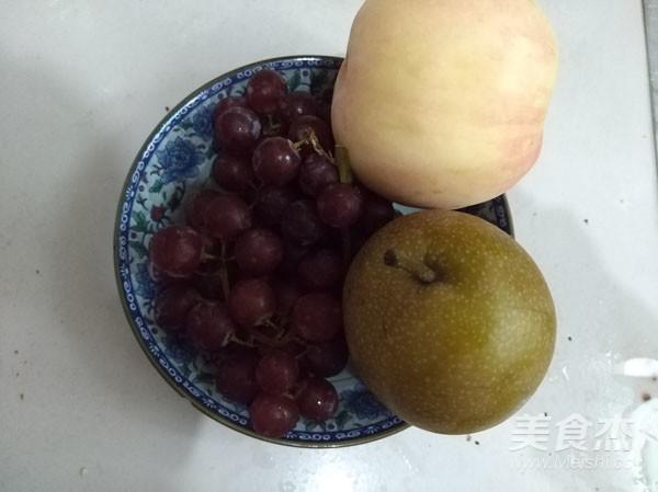 养生壶-水果茶的步骤