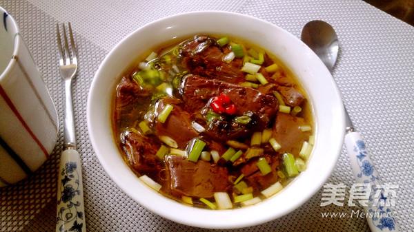 麻油猪血汤怎样炒