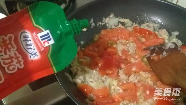 意式茄汁肉酱面怎么炖