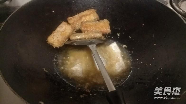 糖醋带鱼的简单做法