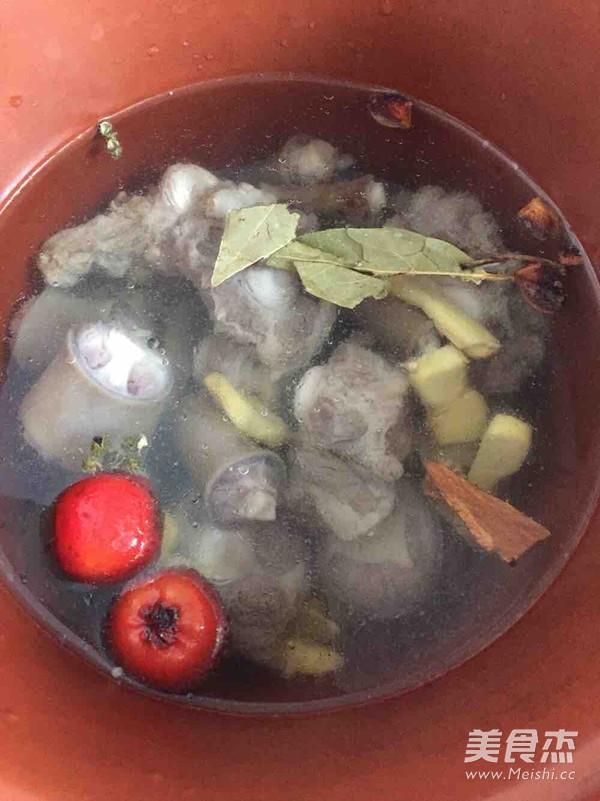 番茄牛尾汤的做法图解