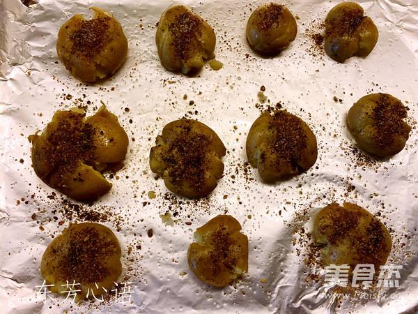 烤小土豆的家常做法