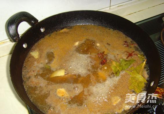 月盛斋酱牛肉的家常做法