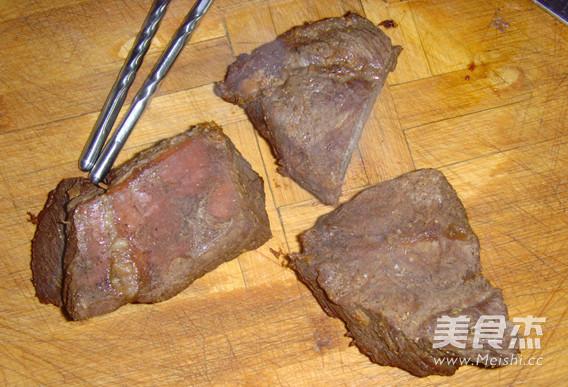 月盛斋酱牛肉的简单做法