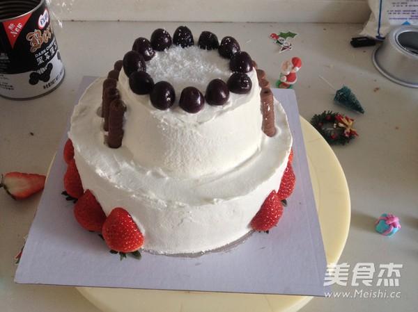 圣诞节蛋糕怎样煮