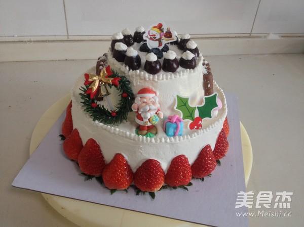 圣诞节蛋糕怎样炖