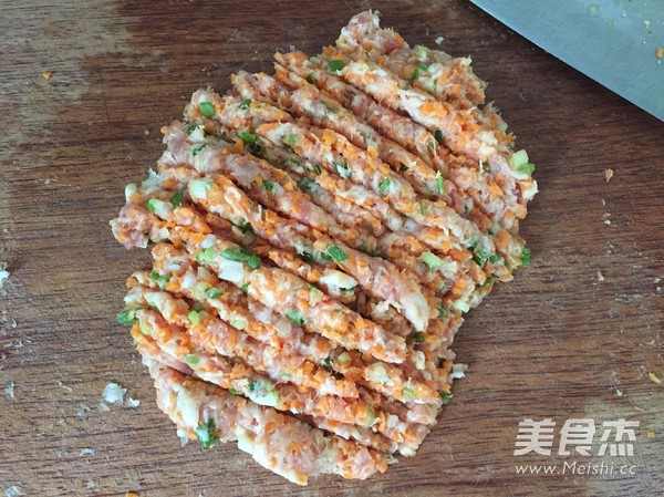 儿童迷你水饺的家常做法