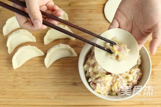 猪肉白菜饺子怎么做