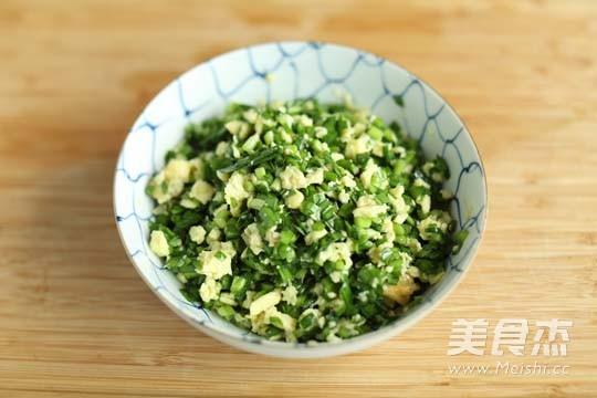 韭菜鸡蛋饺子怎么做