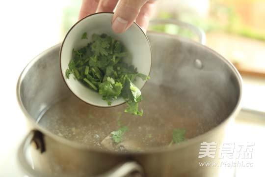 猪肝汤怎么做