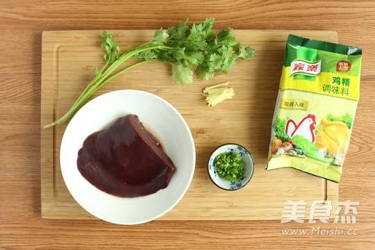猪肝汤的做法大全