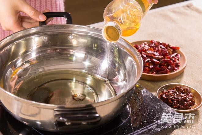 麻辣锅底的家常做法