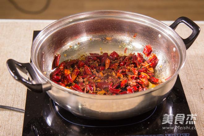 麻辣锅底的简单做法