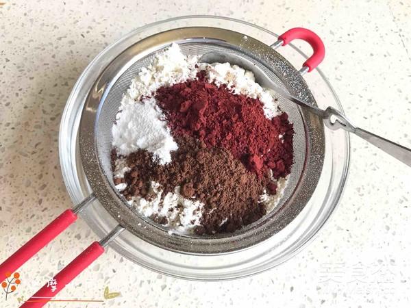 红丝绒蛋糕的做法图解