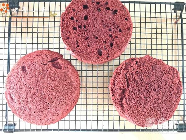 红丝绒蛋糕怎样煮