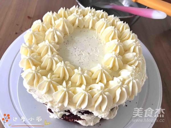 红丝绒蛋糕的做法大全