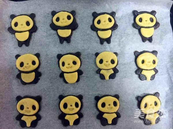 熊猫饼干怎么炒