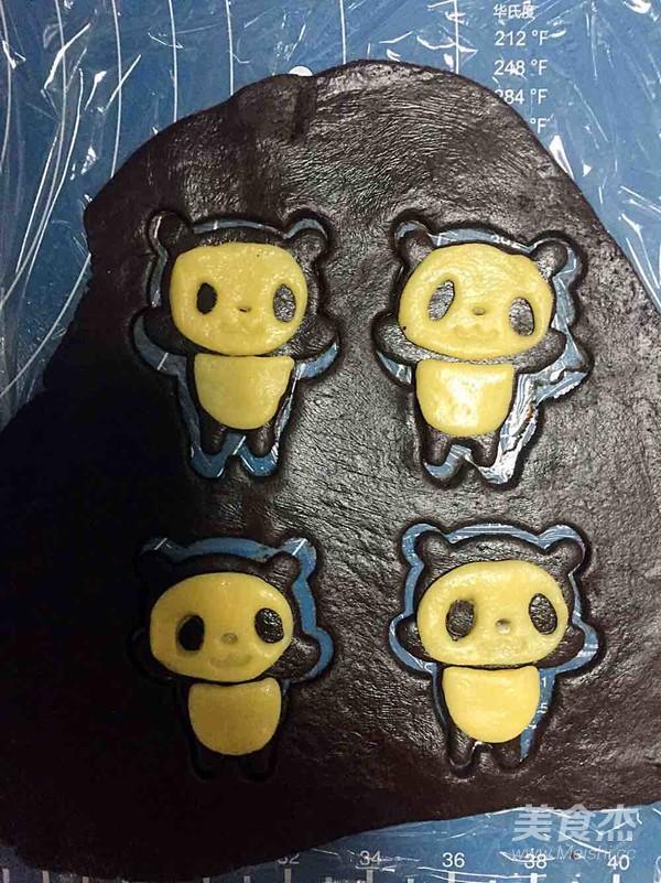 熊猫饼干怎么做