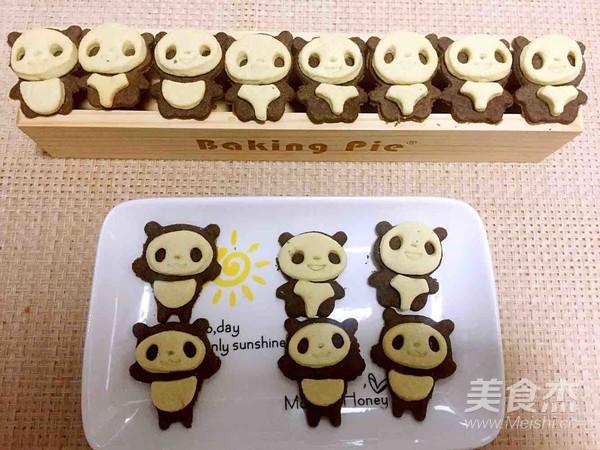 熊猫饼干怎么煸