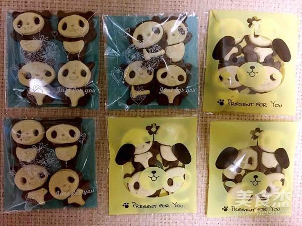 熊猫饼干怎样煸