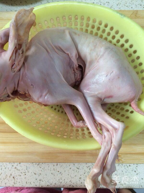 香菇烧兔肉的做法大全