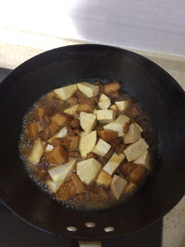 红烧五花肉芋头怎么吃
