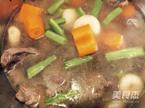 牛肉咖喱怎样做
