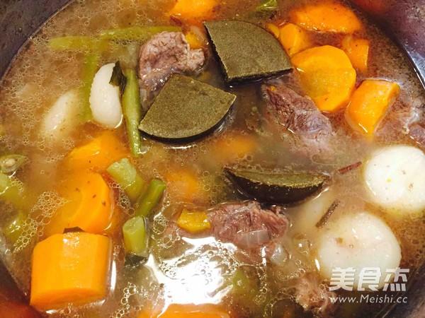 牛肉咖喱怎样炒