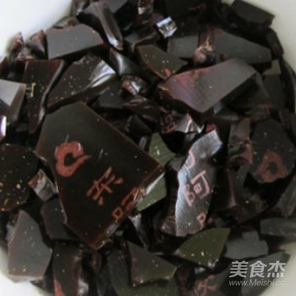 核桃芝麻红枣桂圆阿胶膏的做法大全