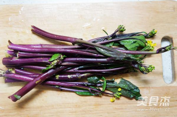 糖醋红油菜苔的做法大全