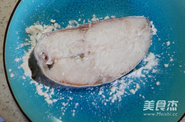 香煎鳕鱼的家常做法