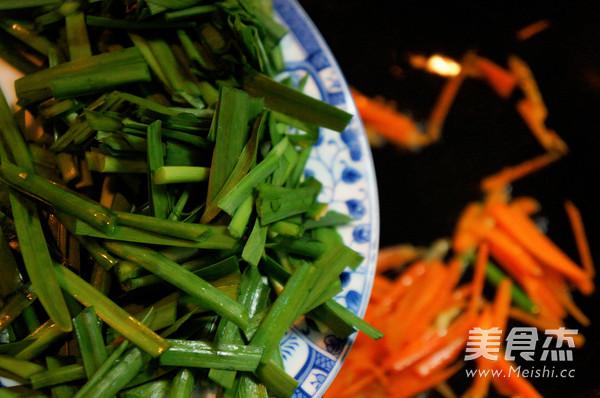 创意炒合菜怎么煮