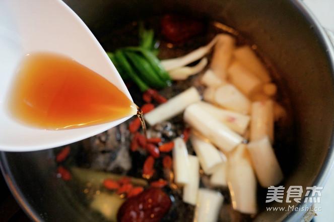 山药乌鸡汤的简单做法