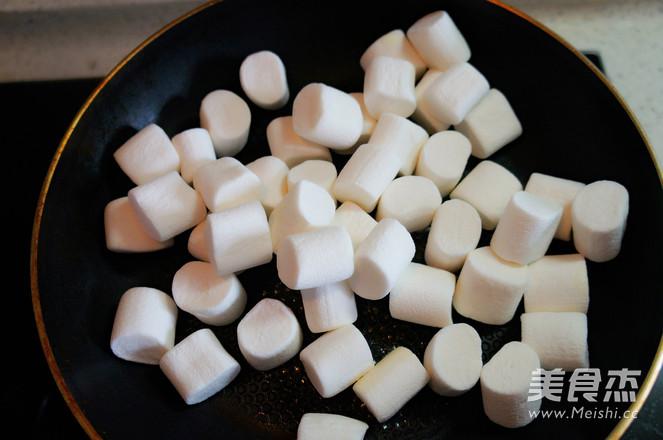 简版手工牛轧糖的做法图解