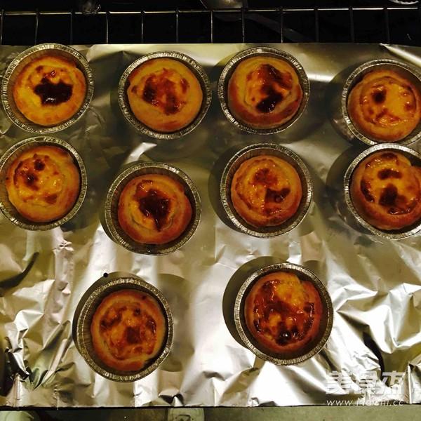 葡式蛋挞的家常做法