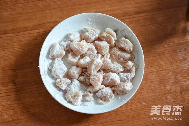 香酥鸡米花的做法图解