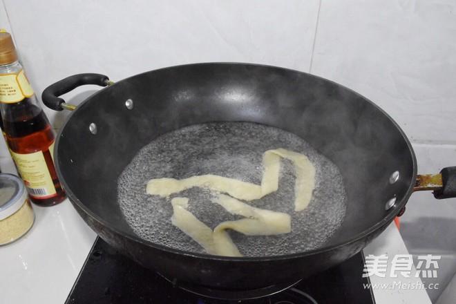 油泼扯面怎么煮
