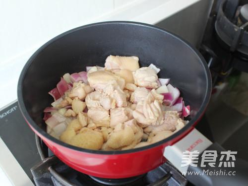 咖喱鸡怎么煮