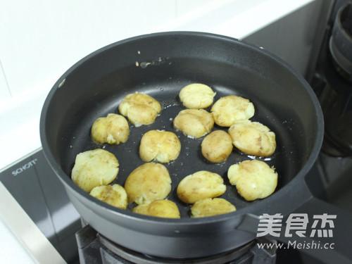 盐煎小土豆怎么吃