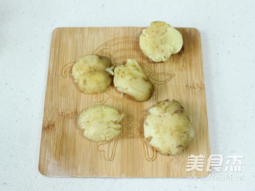 盐煎小土豆的简单做法