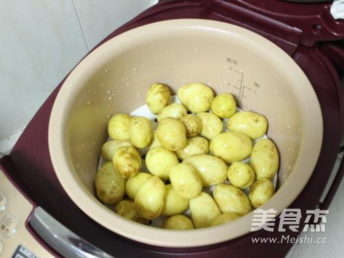 盐煎小土豆的做法图解