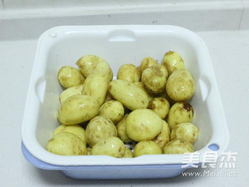 盐煎小土豆的做法大全