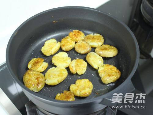 盐煎小土豆怎么做