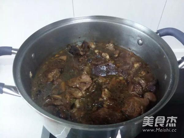 家常秘制烧牛肉怎么炒