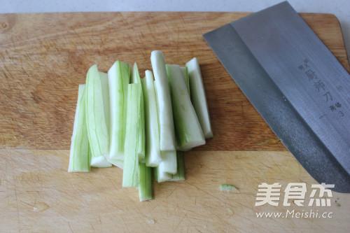 丝瓜虾仁怎么吃