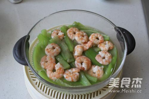 丝瓜虾仁怎样炒