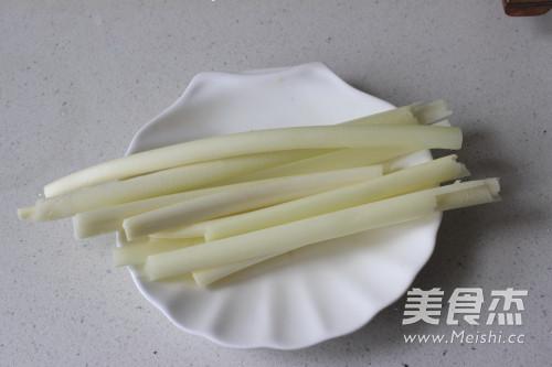 家常火腿蒲菜汤的做法大全